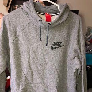 NIKE - grey sweatshirt